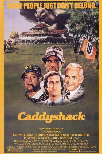 Caddyshack  - 11 x 17  - Style A
