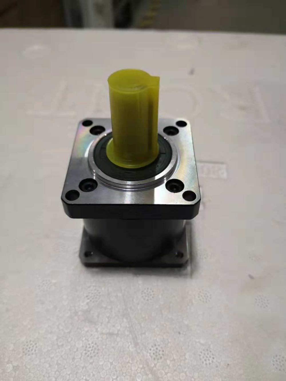Fevas NEMA23 Precision Type Planetary Gearbox Geared Speed Reducer Body Length 53mm Gear Ratio 5:1