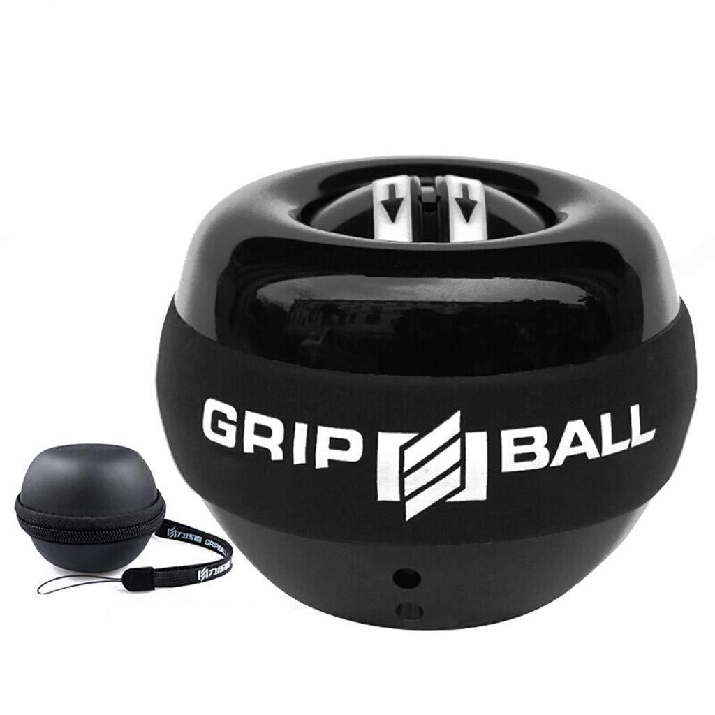 Armgriff Herren und Damen Grip Griffball Fitness-Gyroskop Metall Handgelenktrainer Deadpool Handgelenkball Fitness Equipment