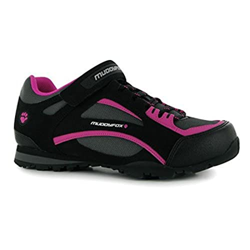 Muddyfox - Zapatillas de Ciclismo para Mujer: Amazon.es: Zapatos y complementos