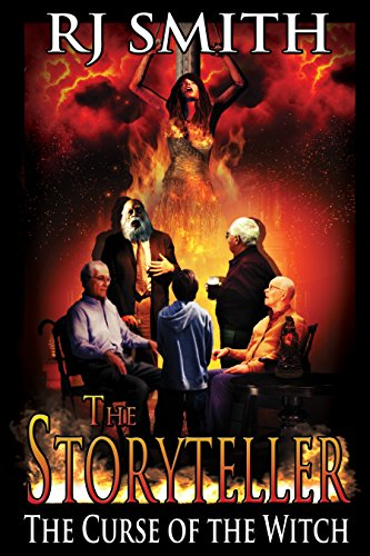 The Storyteller: The Curse of the Witch Kindle Edition