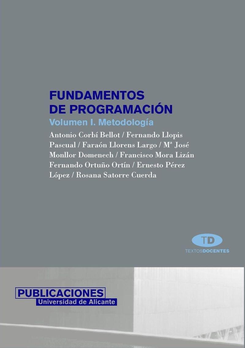 Download Fundamentos de programacion / Programming Fundamentals: Metodologia / Methodology (Spanish Edition) PDF
