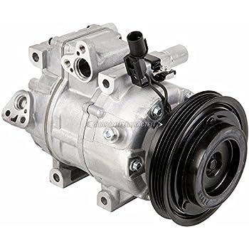 AC Compressor & A/C Clutch For Hyundai Elantra 2007-2012 - BuyAutoParts 60-02430NA NEW