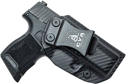 CYA Supply Co. IWB Holster Fits: Sig Sauer P365 - Veteran Owned Company - Made in USA - Inside Waistband Concealed Carry Holster