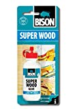 2 x 6305288 Bison D3 75g Super Interior Exterior indoor Outdoor Wood Adhesive Glue Super Strong