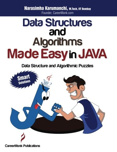 Data Structures and Algorithms Made Easy in Java: Data Structure and Algorithmic Puzzles by Ingramcontent