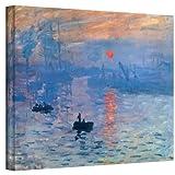 ArtWall Claude Monet 'Sunrise