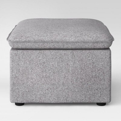 Beckstand Ottoman Gray - Project 62153; Gray by project 62™
