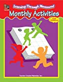 Monthly Activities, Barbara Cracchiolo, 1576906477