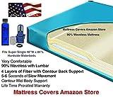 Super Single 90% Waveless Waterbed Mattress