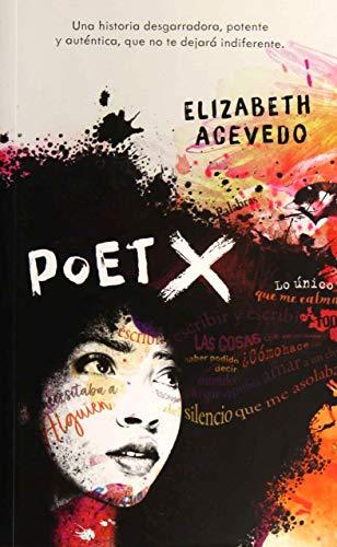 Poet X en español de la autora latina Elizabeth Acevedo   Letras y Latte - Libros en español