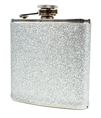 Pewter Liquor Flask - 1