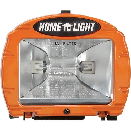 Designers Edge 500 Watt Portable Work Light: Images & Videos