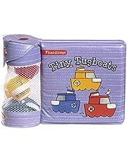 Melissa and Doug MD31203 Float-Alongs Tiny Tugboats Bath Toy