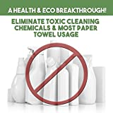 Nano Towels - Amazing Eco Fabric That Cleans