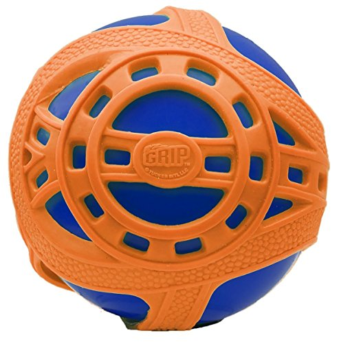 E Z Grip Jr  Ball  Blue Orange