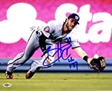 Bryce Harper Washington Nationals Signed Autographed 8 x 10 Diving Photo