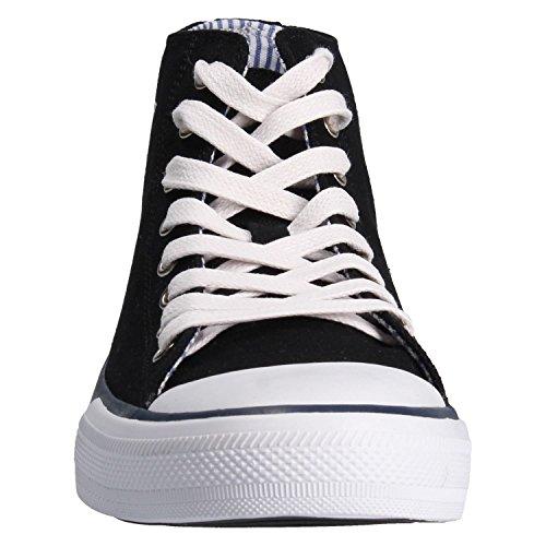 BLACK Black Sneaker Guess FAB12 FMWAL1 qxTxtHa8