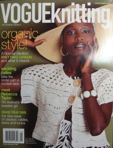 Vogue Knitting (Spring Knitting Vogue)