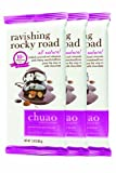 Chuao Chocolatier All Natural Milk Chocolate Bar, Ravishing Rocky Road, 2.8 Ounce