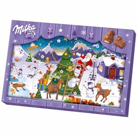 Milka Advent Calendar Christmas