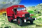 Heller - 81119 - Construction Et Maquettes - Gmc Pompier - Echelle 1/35ème from Heller