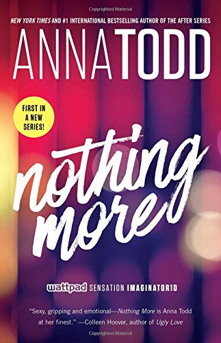 Nothing More (Landon): Amazon.es: Anna Todd: Libros en idiomas extranjeros
