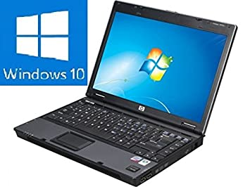 "Win10 Laptop HP Compaq 6910p - Portátil de 14.1"" (Intel core 2 duo,"