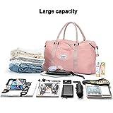 Travel Duffel Bag, Sports Tote Gym Bag, Shoulder