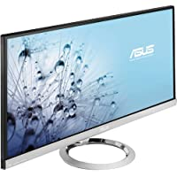ASUS MX299Q Ultra-Wide Cinematic Monitor (29, Silver and Black)