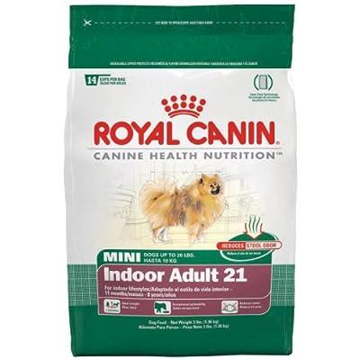 Royal Canin Dry Dog Food, Mini Indoor 21, 3-Pound Bag