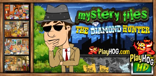 (Mystery Files - The Diamond Hunter - Hidden Object Game [Download])