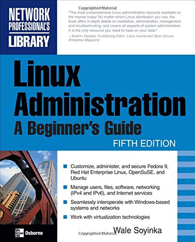 : A Beginner's Guide, Fifth Edition ()