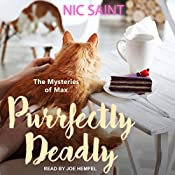 Purrfectly Deadly: The Mysteries of Max, Book 2 | Nic Saint