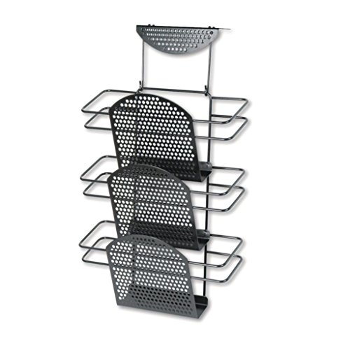 FEL22318 - Perforated Metal Wire - Fellowes Perf-ECT Partition Additions Triple File Pocket - ()