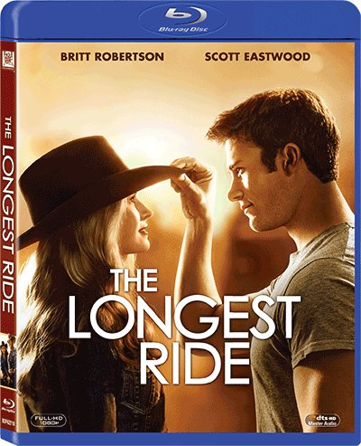 The Longest Ride (Region A Blu-Ray) (Hong Kong Version) Chinese subtitled