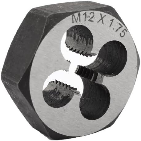 Aexit 36mm Außendurchmesser 9mm Dicke M12 x 1.75 Innensechskant-Gewinde-Handwerkzeug (ed2f120da55390b08bb5ce4d47d8ed0b)