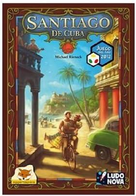 Juego en Español, Santiago de Cuba: Amazon.es: Juguetes y juegos