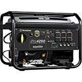 Westinghouse iPro4200 Portable Industrial Inverter Generator - 3500 Rated Watts &...