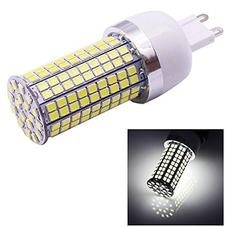 G9 8 W luz fría Light 900LM 180 LED SMD 2835 Bombilla LED Light, AC 220 V: Amazon.es: Electrónica