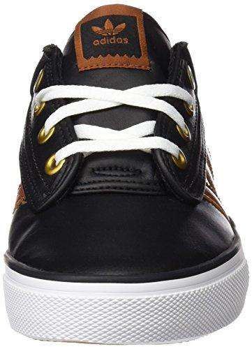 Chaussures De Skate Kiel Coeur Noir / Blanc Ftwr / Cor Adidas 0IK07