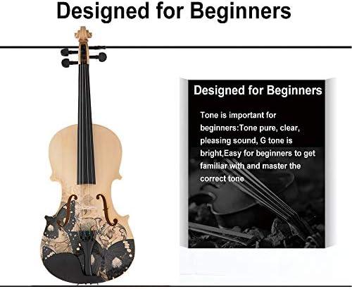 Colored violins for sale _image0