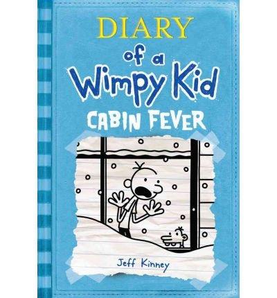 Cabin Fever Diary Wimpy Hardback