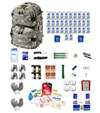 Emergency Kit Four: Earthquake Survival Kit, Bug Out Bag, Disaster Preparedness