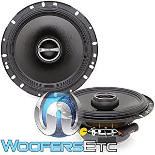 Sale Off Alpine S-S65 S-Series 6.5-inch Coaxial 2-Way Speakers (pair)