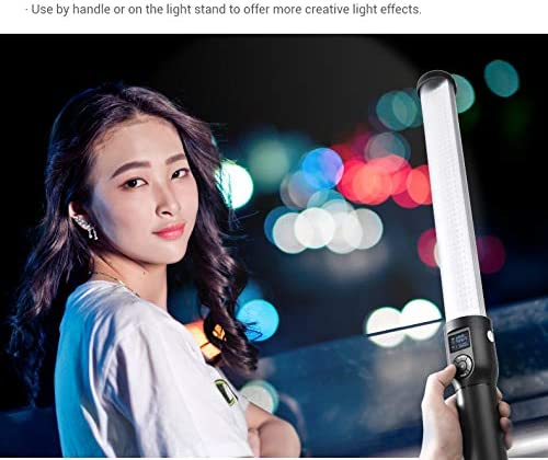 Professional Cleaning Kit Godox LED Light Stick LC500 with Remote and Carrying Case