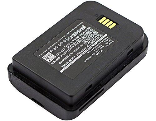 6400mAh subtel/® Bater/ía Premium Compatible con Bluebird Pidion BIP-6000 Handheld Nautiz X5 eTicket sustituci/ón Pila reemplazo 6251-0A,J62510N0272,NX5-2004 bateria de Repuesto