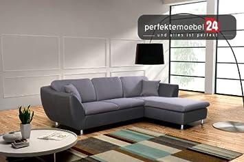 Lugano Couch Eckcouch Sitzsofa Sofa Polster Ecke Wohnlandschaft