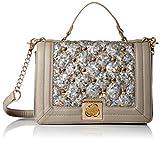 Betsey Johnson Tuft Love Convertible Cross-Body Bag