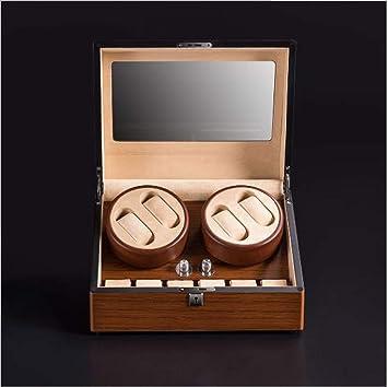 Einzigartige Auto Uhrenbeweger Luxus Aufbewahrungsbox Praktische N80Onwvm